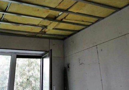 墙体复合隔音板